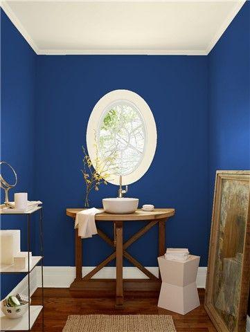 74 Best Modern Glamour Powder Room Images On Pinterest