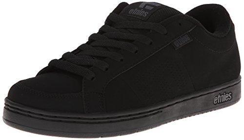 Oferta: 69.95€ Dto: -36%. Comprar Ofertas de Etnies Kingpin - Zapatillas de skate para hombre, Negro, 45.5 barato. ¡Mira las ofertas!