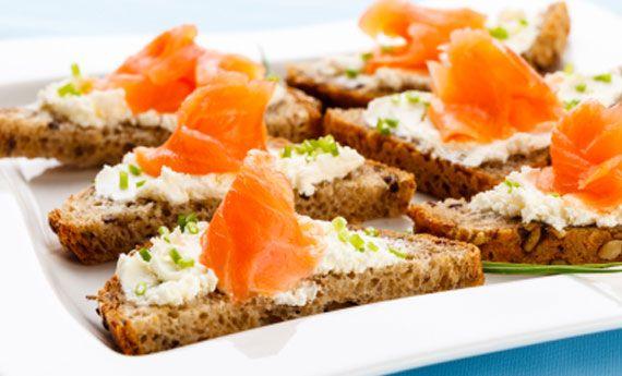 Mousse di salmone affumicato per tartine golosissime! | Cambio cuoco