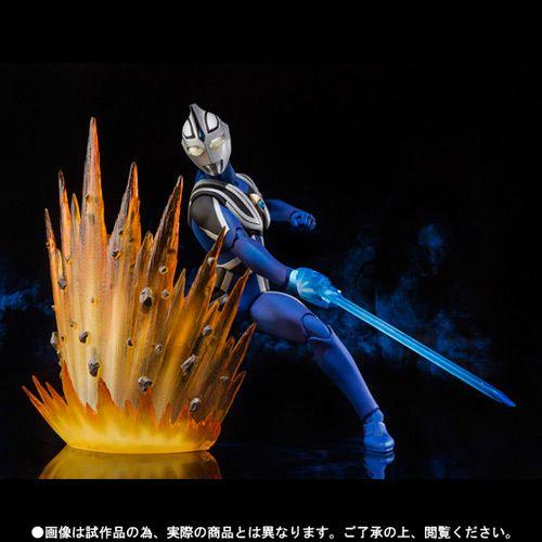 ULTRA-ACT Ultraman Agul V2 Action Figure | Best Games Information