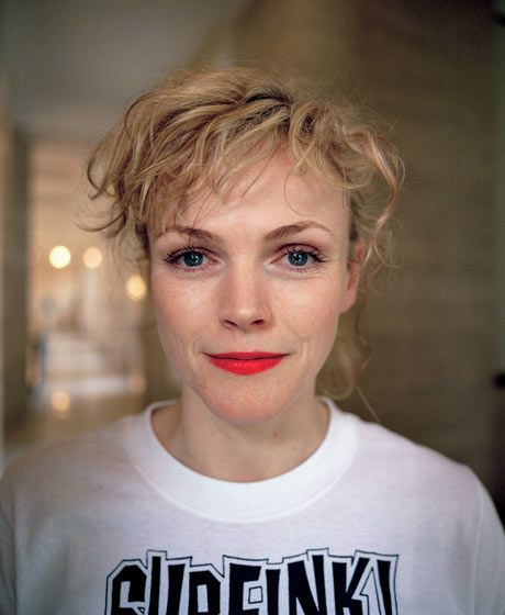 "Actor Maxine Peake: ""When you reach a certain age as a woman on TV, you get typecast... I've been lucky, but then again I've been like: 'I'm not doing that. I'm not doing that.' Mistresses and prostitutes and wives, gah. I remember when we were doing Silk, [fellow cast member] Rupert Penry-Jones showed me a tweet which said: 'Work hard, young actresses, and one day you can play the wife or mistress of a very interesting character!' ..."