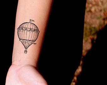 balloon tattoo – Etsy