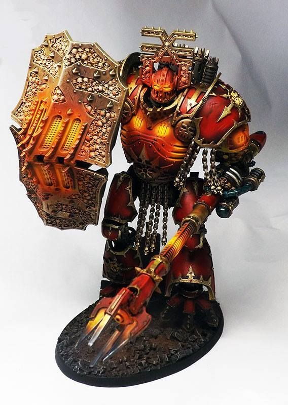Warhammer 40k | Chaos Space Marines | Kytan Lancer Conversion #warhammer #40k…