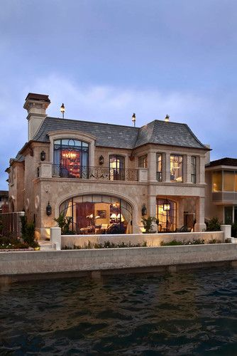 42 Stunning Exterior Home Designs: 132 Best Images About MANSIONS On Pinterest