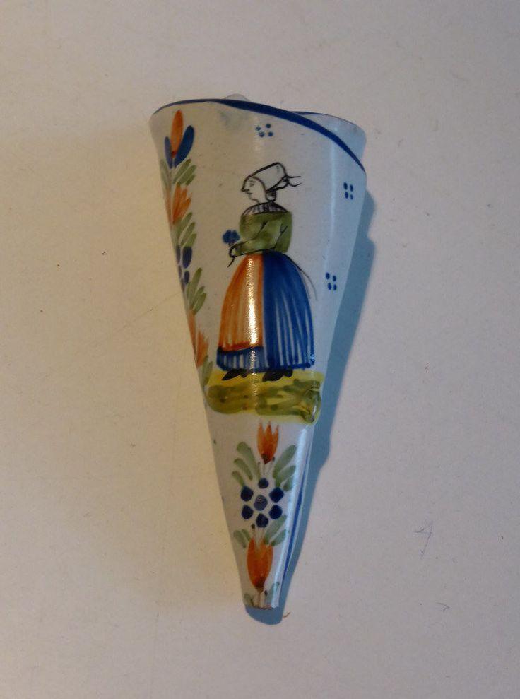 Les 25 meilleures id es concernant vases muraux sur for Decoration murale quimper
