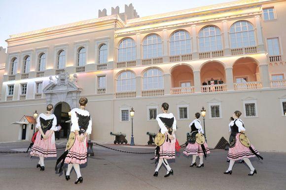 Festividad de San Juan Mónaco 2012