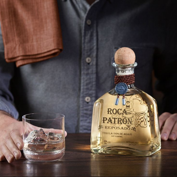 Roca Patrón Reposado features delicious baked agave flavor perfectly balanced with the sophistication of bourbon notes.