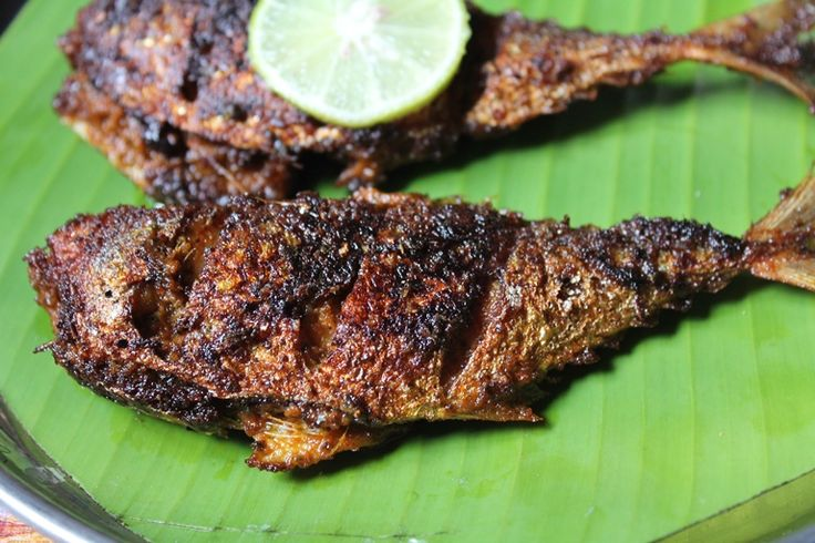 Hubby loves fish a lot, I make it atleast twice somedays even 4 times a week. He loves anything fishy, but i enjoy eating only fish fry. For me they taste better than fish kuzhambu..You can see quite a few fried fish recipe in this blog..I have anchovies fry, sardine fry, kerala style fish fry,...Read More