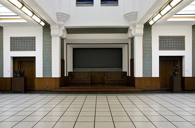 Interior / Haags Gemeente Museum / The Hague / The Netherlands
