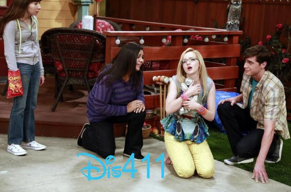 """Liv and Maddie"""