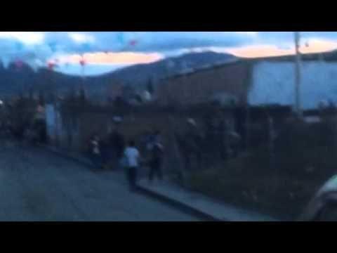 Fiesta de el señor Santiago Coroneo Gto 2014 - YouTube