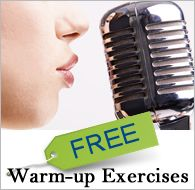 Free Vocal Warm Up Excercises