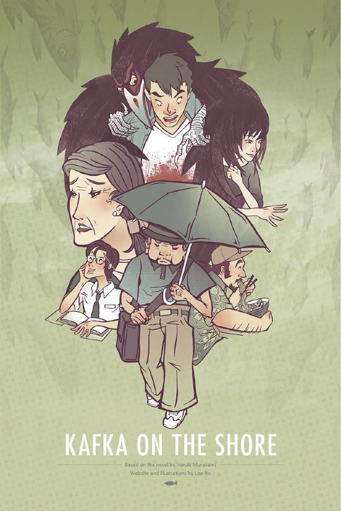 Kafka on the Shore - Lisa Ito