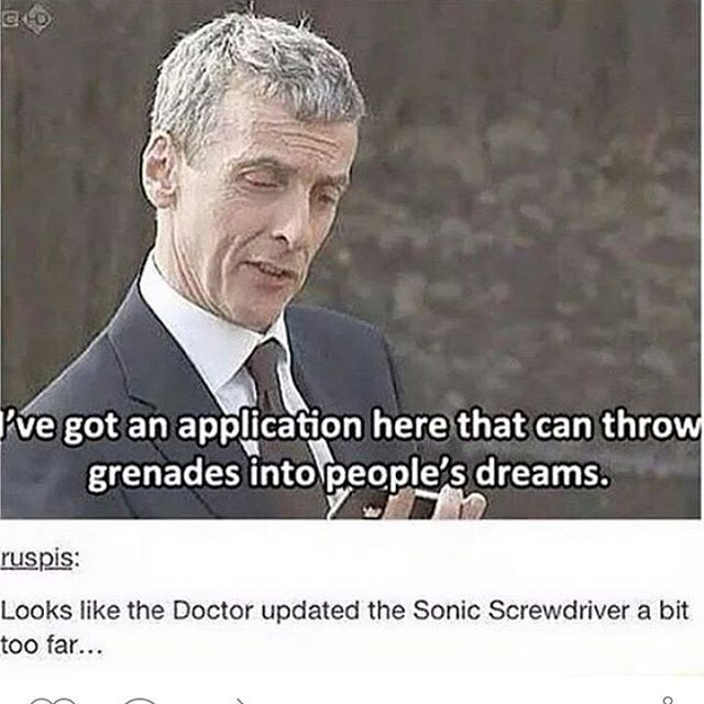 #doctorwho #petercapaldi