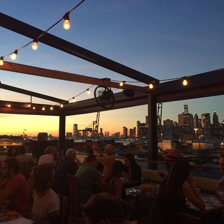 Here are 7 of our favorite rooftop eateries in New York City.