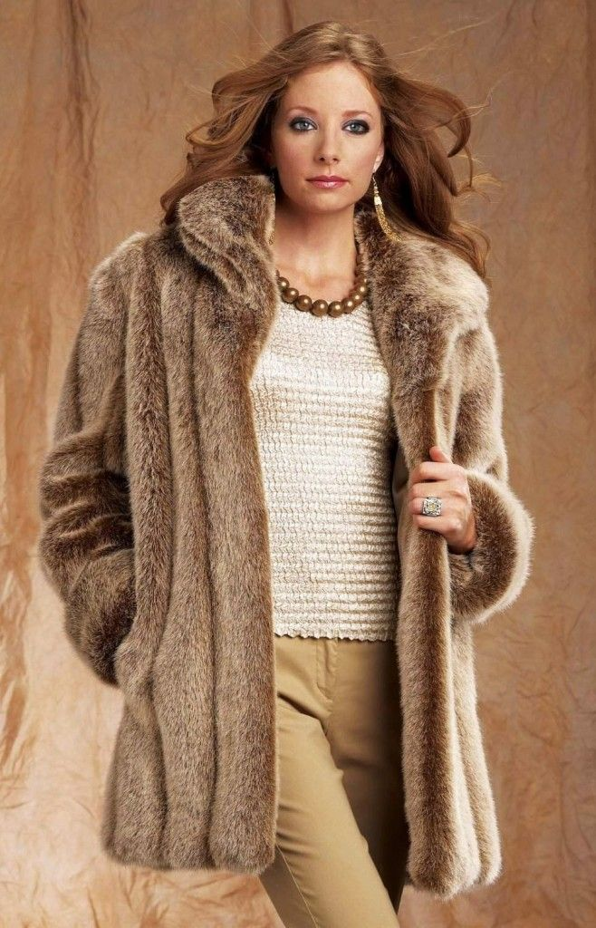 22 best Incredible Fur Coats For Women Designs images on Pinterest ...