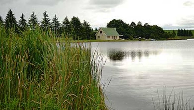 Lake Zonk - This charming cottage is located on the banks of Lake Zonk just outside of Mooi River and is ideal for a secluded getaway. The cottage has two bedrooms with double beds and a third bedroom with twin beds. ... #weekendgetaways #mooiriver #southafrica