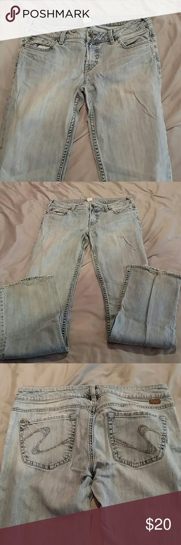 Silver Toni jeans Silver Toni jeans. Silver Jeans Jeans Boot Cut