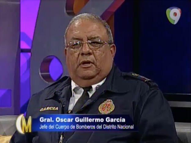 """Entrevista A Jefe Del Cuerpo De Bomberos Del Distrito Nacional """"Con Mariasela"""" #Video"""