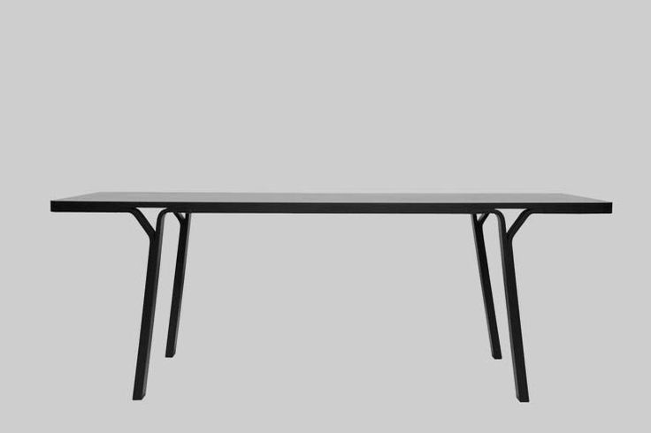 by Andreas Engesvik. Nordica Dining Table.