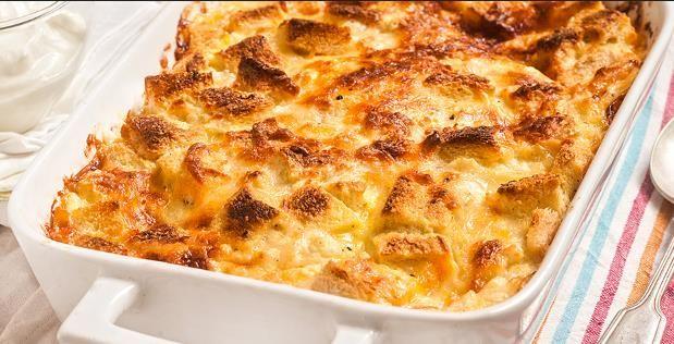 Σουφλέ τυριών με γιαούρτι της τεμπέλας! | ediva.gr
