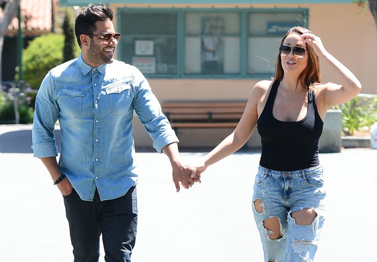 Mike Shouhed and Jessica Parido from 'Shahs of Sunset' ~ 'Shahs of Sunset' Stars Mike and Jessica Divorcing After Less than a Year of Marriage