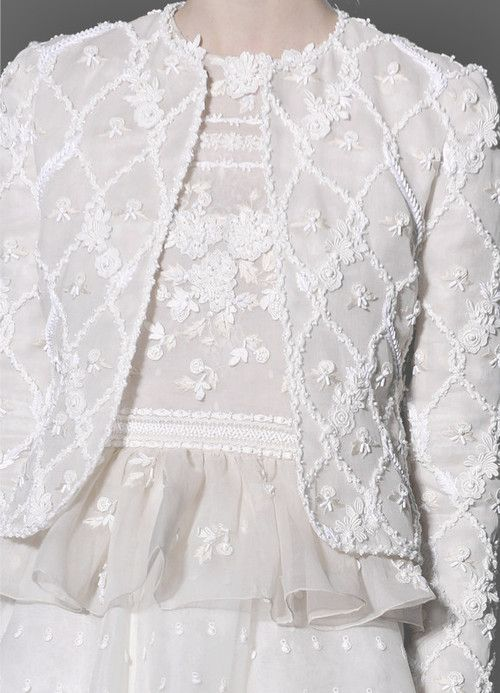 Valentino Haute Couture Spring 2013 Details♥✤ | Keep the Glamour | BeStayBeautiful