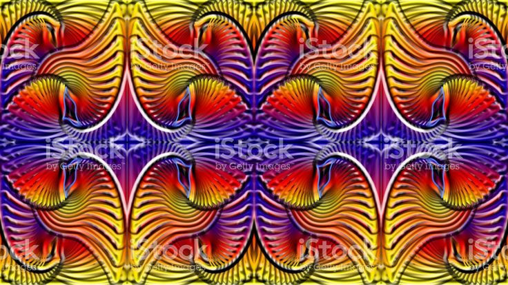 Abstract multicolor, colorful  background, raster image for the design of textiles, the printing industry and variety of design projects Стоковые фото Стоковая фотография