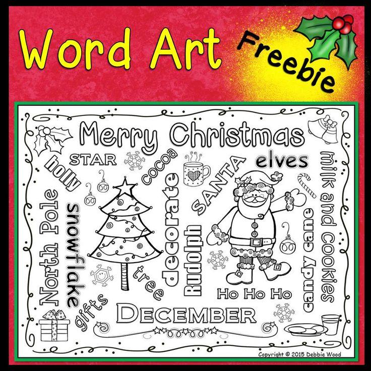 4th grade christmas language arts worksheets