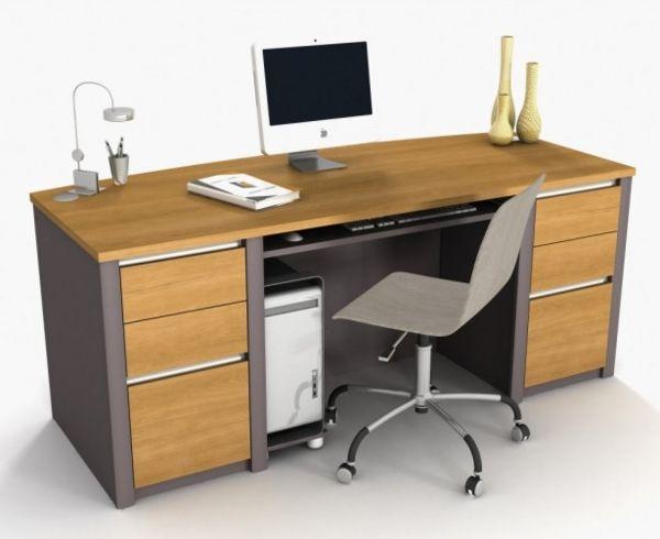 Das Passende Schreibtisch Design Für Ihr Modernes Büro  . Home Office ...