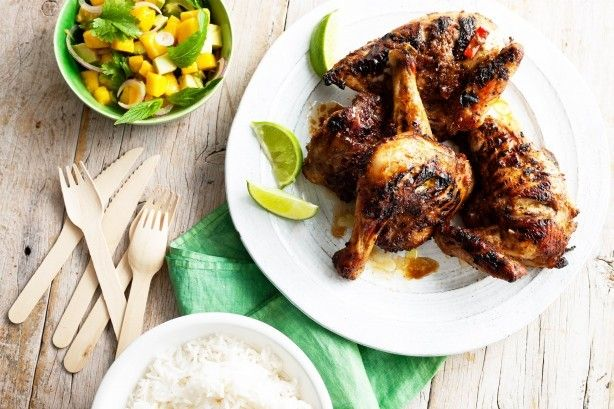 Take your taste buds on an exotic island vacation with this spicy Jamaican marinade. A splash of dark rum adds authenticity to the flavour.