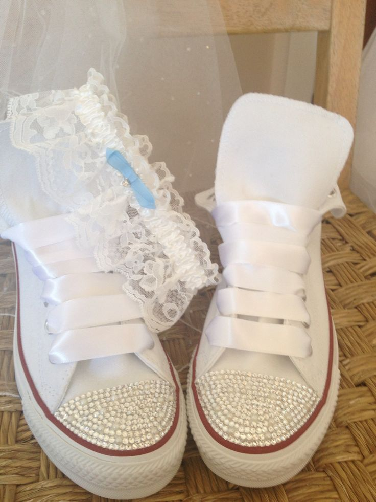 I want these to wear with a short reception dress later on in the night! It will be so cute :)