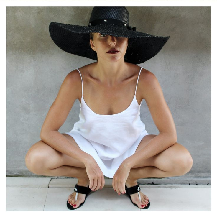 Milano Dress,Classic Hat and NYC Shoes - Weekend by Project Fifteen