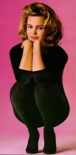 Belinda Carlisle...saw her in concert