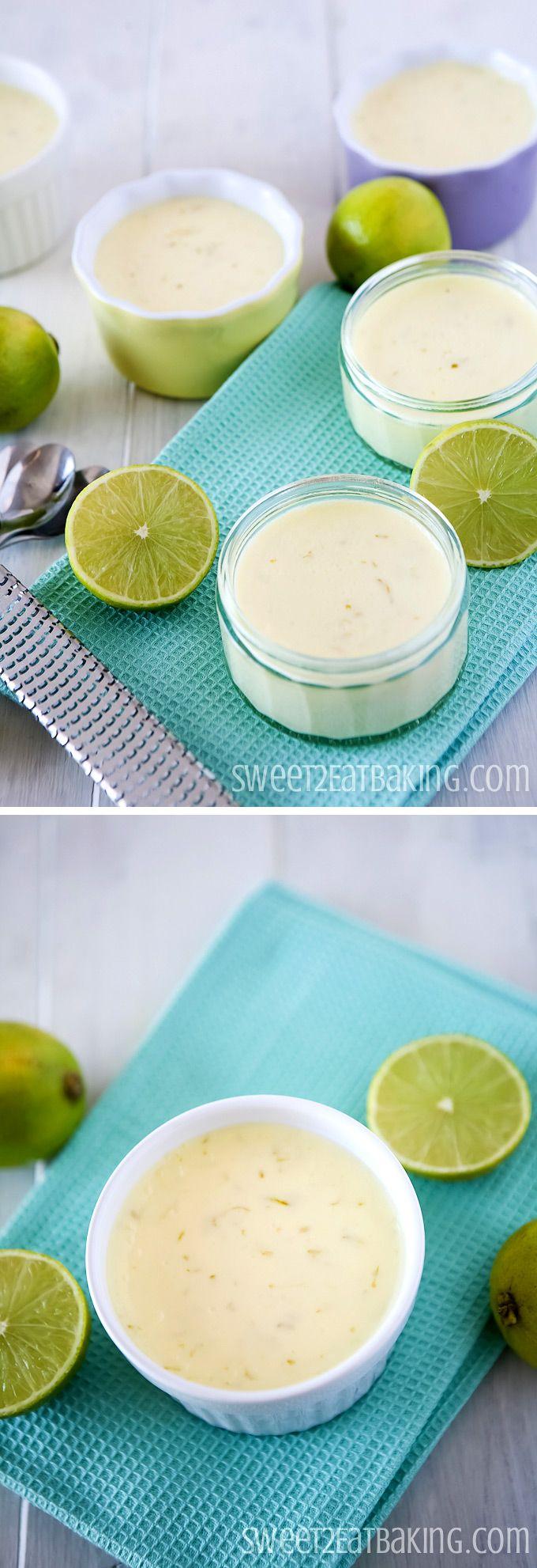 Key Lime Posset Recipe