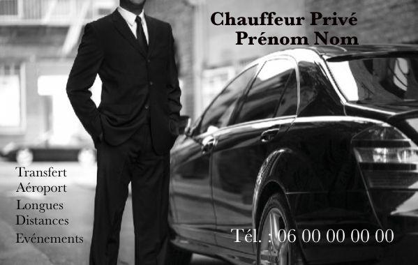 Carte De Visite Taxi Crez Gratuitement Partir Modle En Ligne Votre VTC Vhicule Tourism