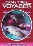 Star Trek Voyager: The Complete Second Season [7 Discs] [DVD]