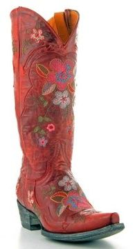 I'm so in love with this boot.