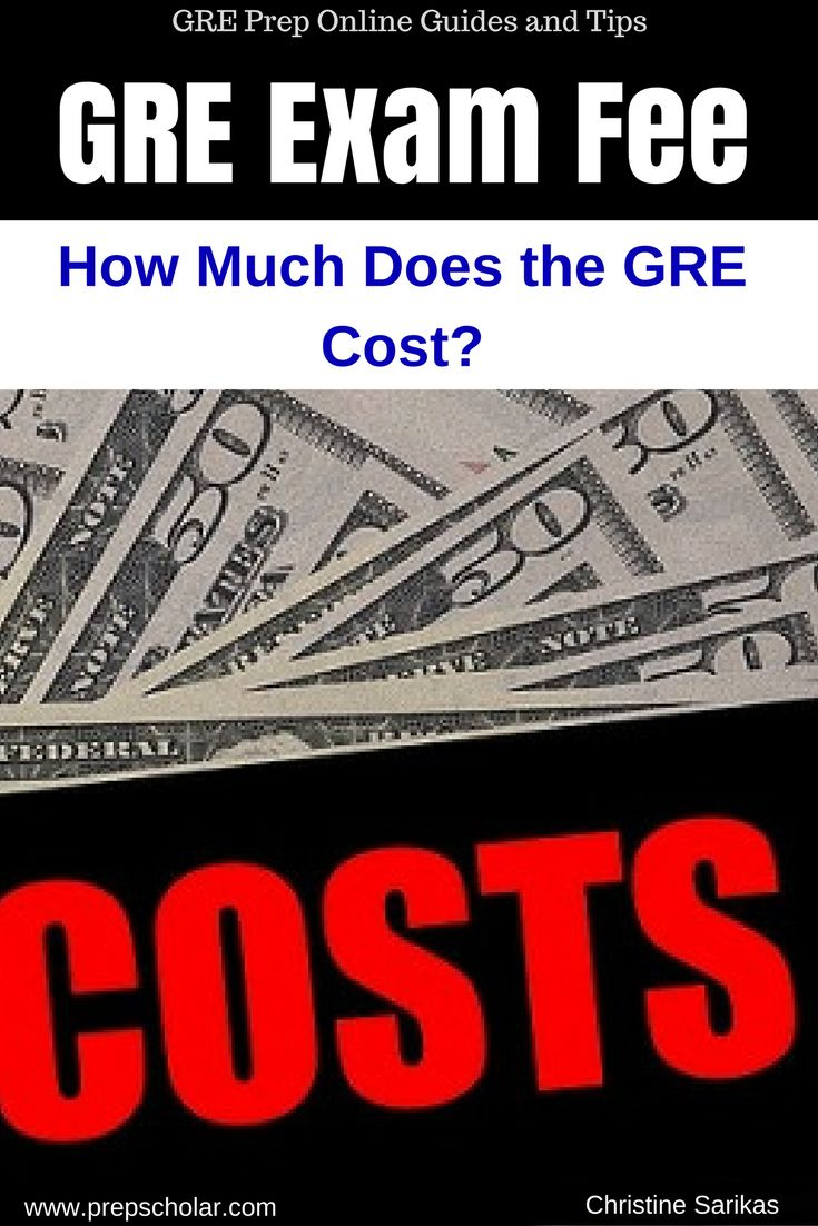 Are you wondering how much the GRE costs? Maybe you've heard that taking the test is expensive, and you want to know if there are ways to reduce GRE exam fees?
