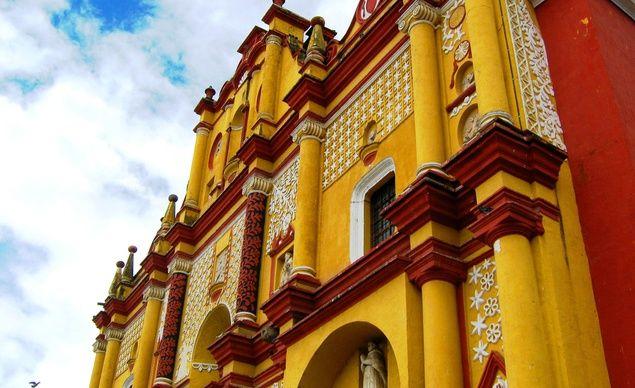San Cristobal de las Casas in Chiapas, Mexico
