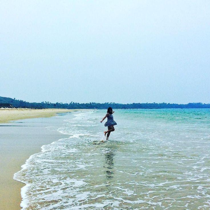 Намасте Новый день=новые открытия #гоа #махараштра #парадайз #пляж #пляжпарадайз #море #океан #берег #природа #индия #азия #путешествие #goa #maharashtra #paradise #paradisebeach #sea #ocean #coast #nature #india #asia #travel #traveler #traveling by yulja_kray