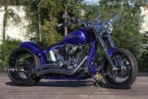 Show Bike Harley Fat Boy pneu 260