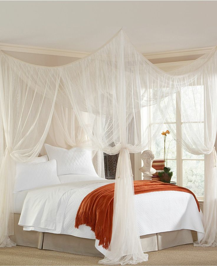 Best 25+ Canopy for bed ideas on Pinterest | Bed with canopy Canopy bedroom and Decorative lights for bedroom & Best 25+ Canopy for bed ideas on Pinterest | Bed with canopy ...