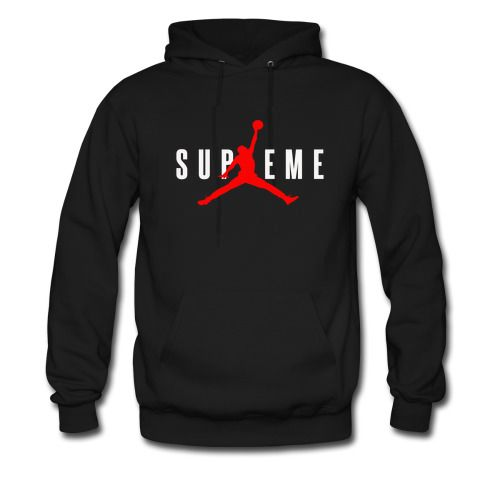 345eaa044bce Michael Jordan Supreme Box Logo Hoodie Size XS S M L XL 2XL  Classic  Hoodie
