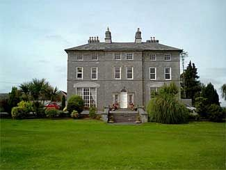 Inch house, Tipperary Ireland