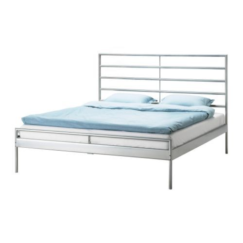 Room Therapy: How Can I Revamp This Headboard?   Ikea bed frames, Ikea bed  and Bed frames