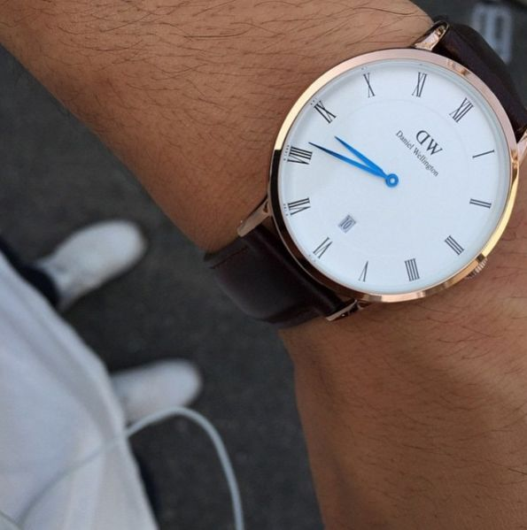 Bien-aimé 14 best Watch model images on Pinterest | Daniel wellington watch  ZD53