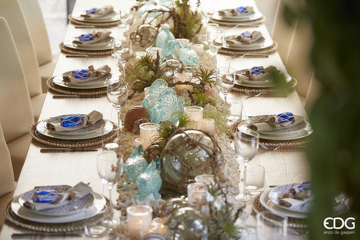 EDG Enzo De Gasperi   Summer Collection 2017 - Summer Table  Home Decoration