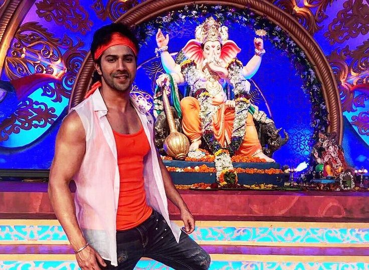 Varun Dhawan kick-started the shooting of Judwaa 2 by shooting the Ganpati Aarti song and now the same song is about to release, tomorrow.