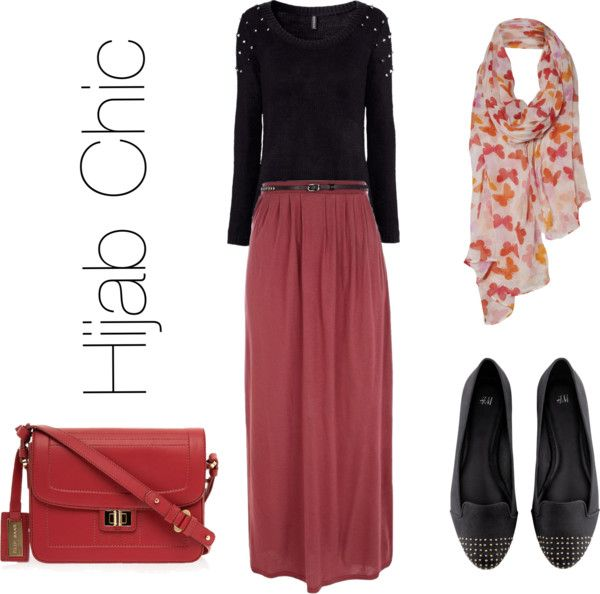 hijab chic Everyday Hijab Look